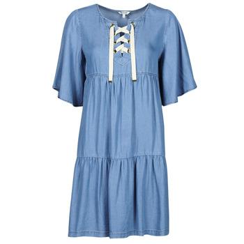 Vêtements Femme Robes courtes Kaporal TILAN Bleu