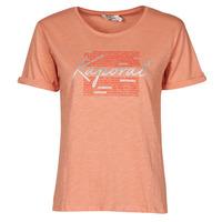 Vêtements Femme T-shirts manches courtes Kaporal PUZZU Rose