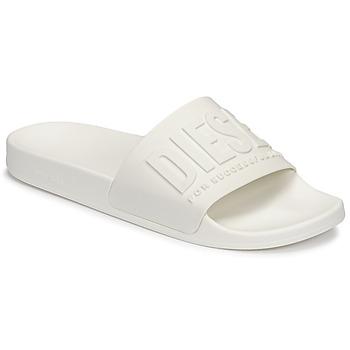 Chaussures Homme Claquettes Diesel MAYEMI Blanc