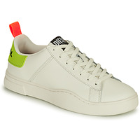 Chaussures Homme Baskets basses Diesel CLEVER LOW LACE Blanc