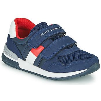 Chaussures Enfant Baskets basses Tommy Hilfiger JEROME Bleu