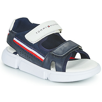 Chaussures Enfant Sandales et Nu-pieds Tommy Hilfiger TIFFOU Bleu