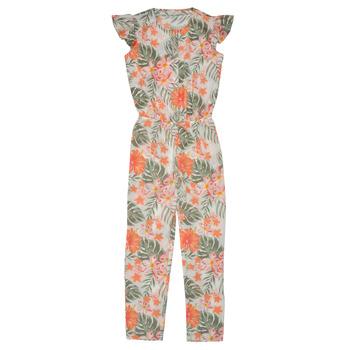 Vêtements Fille Combinaisons / Salopettes Name it NKFVINAYA JUMPSUIT Multicolore