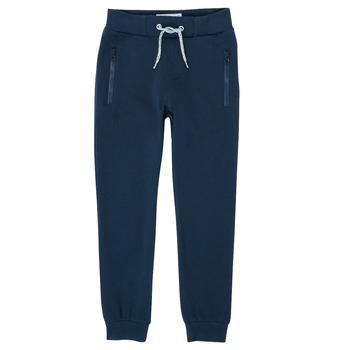 Vêtements Garçon Pantalons de survêtement Name it NKMHONK Marine