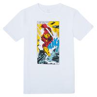 Vêtements Garçon T-shirts manches courtes Name it MARVEL Blanc