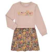 Vêtements Fille Robes courtes Name it NMFBADA Gris