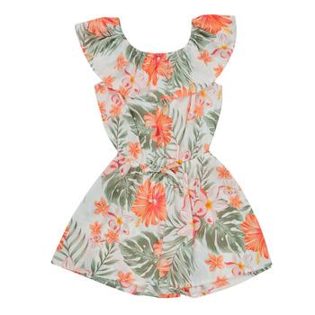 Vêtements Fille Combinaisons / Salopettes Name it NMFVINAYA Multicolore