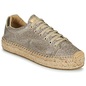 Chaussures Femme Baskets basses Replay NASH Bronze / Doré