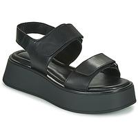 Chaussures Femme Sandales et Nu-pieds Vagabond Shoemakers COURTNEY Noir