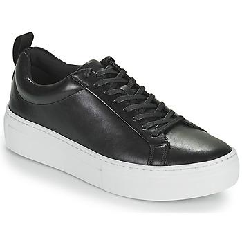 Chaussures Femme Baskets basses Vagabond Shoemakers ZOE PLATFORM Noir