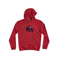 Vêtements Garçon Sweats Quiksilver BIG LOGO Rouge