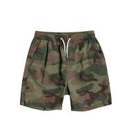 Vêtements Garçon Shorts / Bermudas Quiksilver TAXER WS Camo
