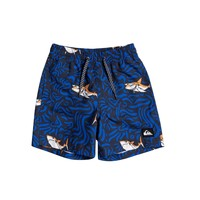 Vêtements Garçon Maillots / Shorts de bain Quiksilver SHARKY VOLLEY BOY Bleu
