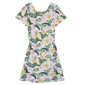 Vêtements Fille Robes courtes Roxy THE CLOUDS Multicolore