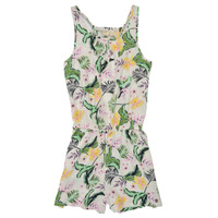 Vêtements Fille Combinaisons / Salopettes Roxy IN THE MOUNTAIN Multicolore