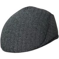 Accessoires textile Homme Casquettes Chapeau-Tendance Casquette chinée cache-oreilles HARU T58 Gris