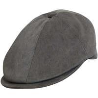 Accessoires textile Homme Casquettes Chapeau-Tendance Casquette coton JOHN T56 Gris