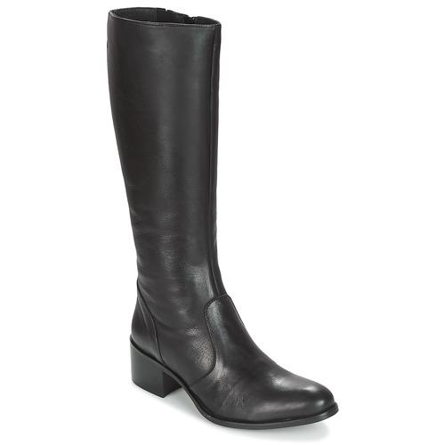 Chaussures Femme Bottes ville Betty London IROIN Noir