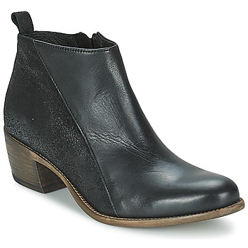 Chaussures Femme Boots Betty London INTRO Noir