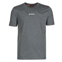 Vêtements Homme T-shirts manches courtes HUGO DURNED Gris