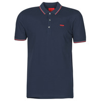 Vêtements Homme Polos manches courtes HUGO DINOSO Marine