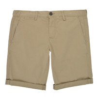 Vêtements Garçon Shorts / Bermudas Teddy Smith SHORT CHINO Beige