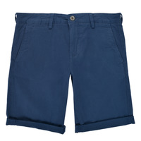 Vêtements Garçon Shorts / Bermudas Teddy Smith SHORT CHINO Bleu