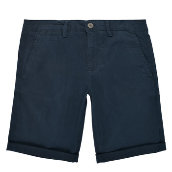 Vêtements Garçon Shorts / Bermudas Teddy Smith SHORT CHINO Marine