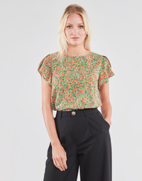 Vêtements Femme Tops / Blouses Molly Bracken LA378CP21 Multicolore