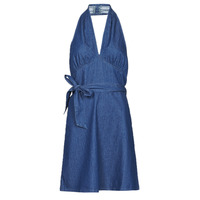 Vêtements Femme Robes courtes Molly Bracken EL902P21 Bleu