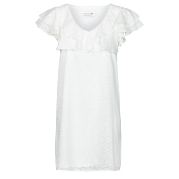 Vêtements Femme Robes courtes Molly Bracken LA700E21 Blanc