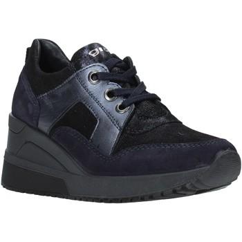 Chaussures Femme Baskets basses IgI&CO 4143111 Bleu