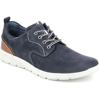 Chaussures Homme Baskets basses Grunland SC4522 Bleu