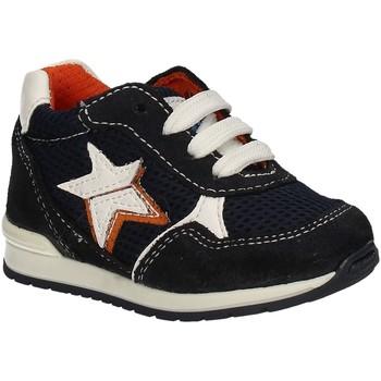 Chaussures Enfant Baskets basses Melania ME1068B7E.C Bleu