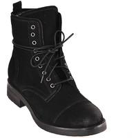 Chaussures Femme Bottines Mally 5038 Noir