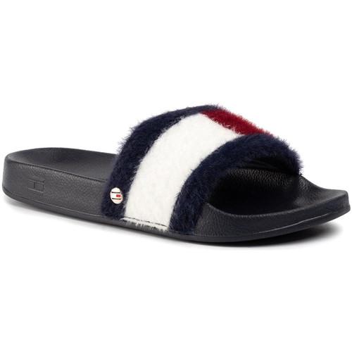 Chaussures Femme Mules Tommy Hilfiger FW0FW04620 Bleu