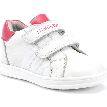 Chaussures Enfant Baskets basses Lumberjack SG64912 003 B01 Blanc