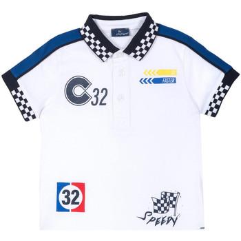 Vêtements Enfant T-shirts manches courtes Chicco 09033560000000 Blanc