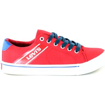 Chaussures Enfant Baskets basses Levi's VKIN0002T Rouge