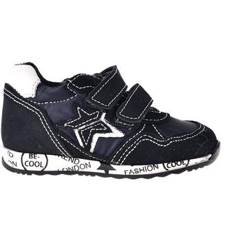 Chaussures Enfant Baskets basses Melania ME1247B8I.B Bleu