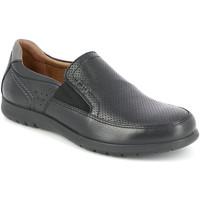 Chaussures Homme Mocassins Grunland SC4449 Noir