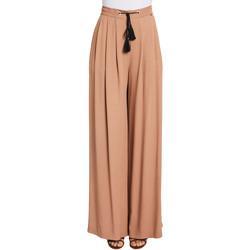 Vêtements Femme Pantalons fluides / Sarouels Gaudi 011FD25019 Marron