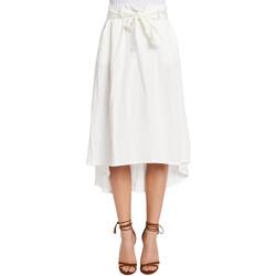 Vêtements Femme Jupes Gaudi 011FD75012 Blanc