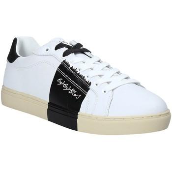 Chaussures Homme Baskets basses Byblos Blu 2UA0002 LE9999 Noir