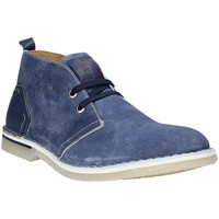 Chaussures Homme Boots Rogers BK 61 Bleu