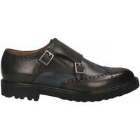 Chaussures Homme Mocassins Brecos VITELLO grigio-azzurro