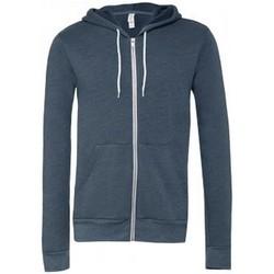 Vêtements Sweats Bella + Canvas CV3739 Bleu marine