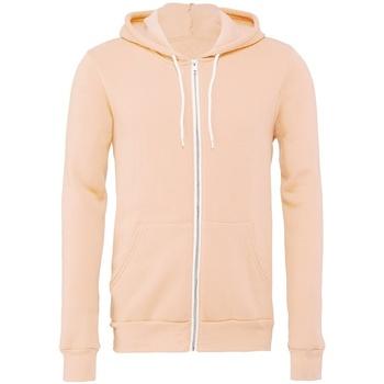 Vêtements Sweats Bella + Canvas CV3739 Pêche