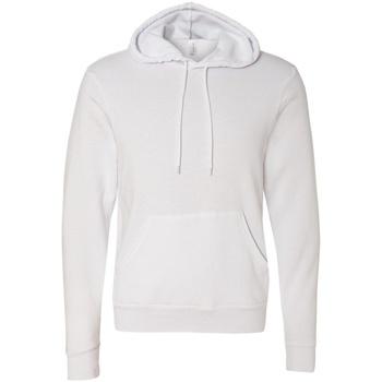 Vêtements Sweats Bella + Canvas CV3719 Blanc