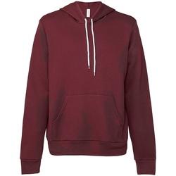 Vêtements Sweats Bella + Canvas CV3719 Rouge